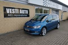 VW Touran TDi 150 Highline DSG 7prs BMT 2,0