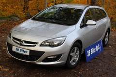 Opel Astra Sports Tourer  CDTI Sport Plus Start/Stop  Stc 6g 1,6