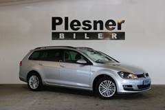 VW Golf VII TDi 110 Cup Variant BMT 1,6