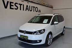 VW Touran TDi 140 Highline DSG BMT Van 2,0