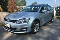 VW Golf VII TDi 110 BlueMotion Variant Van 1,6