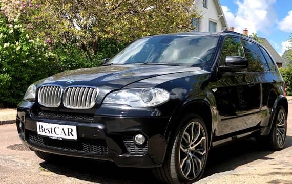 BMW X5 xDrive40d aut. 7prs 3,0