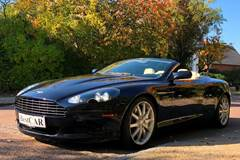 Aston Martin DB9 Volante aut. 6,0