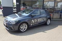 Seat Ibiza TSi 115 FR 1,0