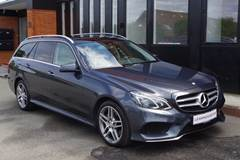 Mercedes E350 Avantgarde stc. aut. 4-M BE 3,5