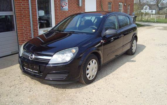 Opel Astra Limited 1,4