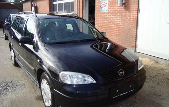 Opel Astra 16V Comfort Wagon 1,6