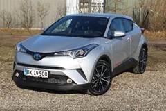 Toyota C-HR Hybrid C-HIC CVT 1,8