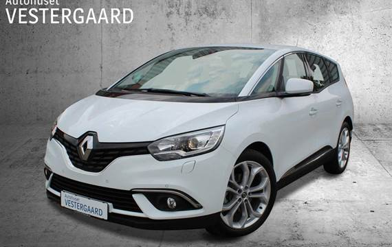 Renault Grand Scénic 7 pers.  Energy TCe Zen EDC  7g Aut. 1,3