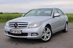 Mercedes C200 Komp. Avantgarde aut. 1,8