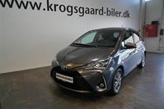 Toyota Yaris VVT-I T2 Premium  5d 6g 1,5