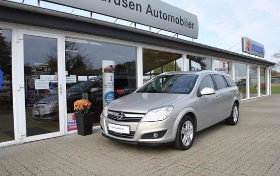 Opel Astra CDTI Enjoy  5d 6g 1,7
