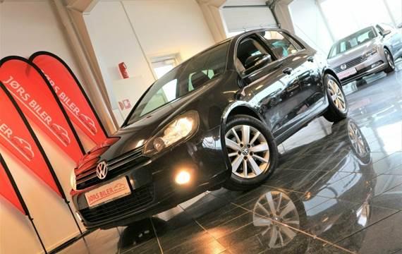 VW Golf VI TSi 122 Comfortline 1,4