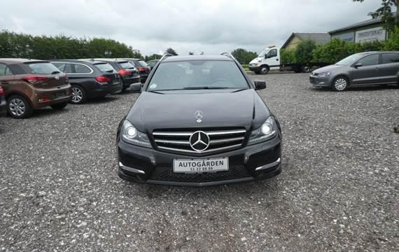 Mercedes C200 CDi Avantgarde stc. aut. BE 2,2