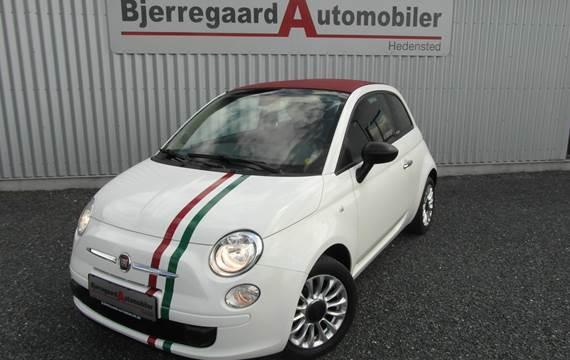 Fiat 500C Pop 1,2