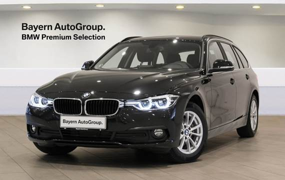 BMW 320d Touring Executive aut. 2,0