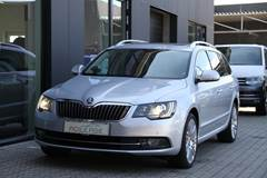 Skoda Superb TDi 105 Ambition Combi DSG 1,6