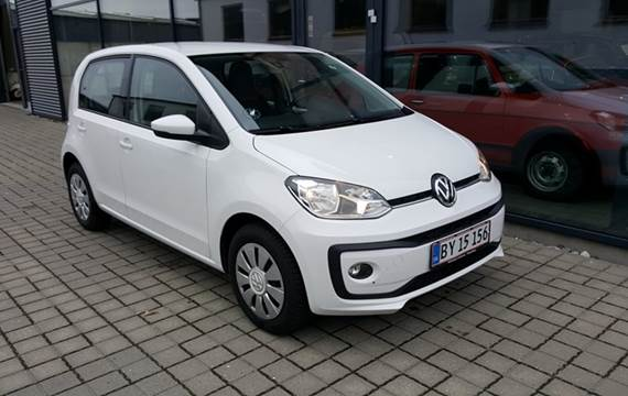 VW UP! MPi 60 Move Up! BMT 1,0