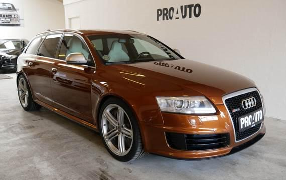 Audi RS6 TFSi Avant quattro Tiptr. 5,0