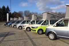 VW California TDi 150 Coast DSG 2,0