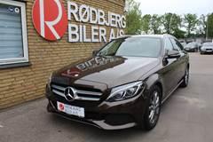 Mercedes C250 BlueTEC stc. aut. 2,2