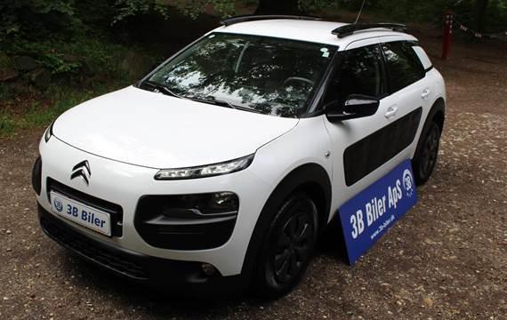 Citroën C4 Cactus Blue HDi Challenge start/stop  5d 1,6
