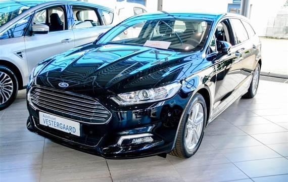 Ford Mondeo EcoBoost Titanium  Stc 6g 1,5