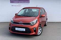 Kia Picanto MPI Advance  5d 1,0