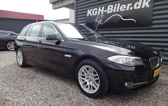 BMW 520d Touring aut. Van 2,0