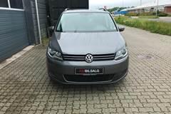 VW Touran TDi 105 Comfortline BMT 7prs 1,6