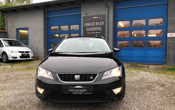 Seat Leon TSi 150 FR ST DSG 1,4