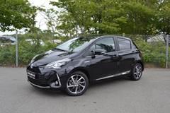 Toyota Yaris Hybrid H4 e-CVT 1,5