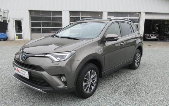 Toyota RAV4 Hybrid H3 CVT 2,5