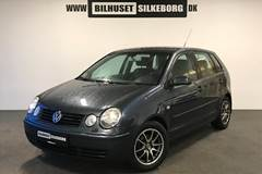 VW Polo TDi 1,4