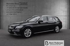 Mercedes C200 200 T  Bluetec Business  Stc 9g Aut. 1,5