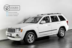 Jeep Grand Cherokee CRD Overland aut. 3,0