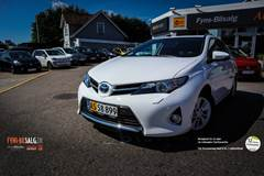 Toyota Auris Hybrid H2 Premium TS CVT Van 1,8