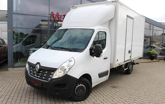 Renault Master III T35 dCi 170 L3 Chassis 2,3