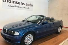 BMW 323Ci Cabriolet 2,5