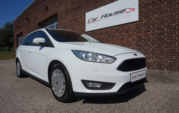 Ford Focus TDCi 105 Business stc. ECO 1,5
