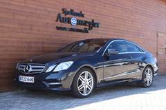 Mercedes E350 BlueTEC Coupé aut. 3,0