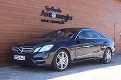Mercedes E350 BlueTEC Coupé aut. 3,0