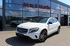 Mercedes GLA220 CDi aut. 4-M Van 2,2