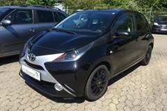 Toyota Aygo VVT-i x-black 1,0