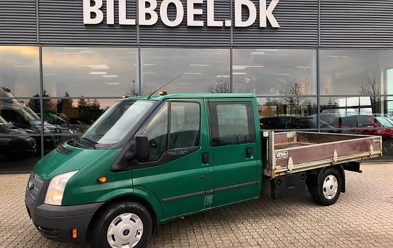 Ford Transit 350LF Db.Cab TDCi 155 Ambiente RWD 2,2