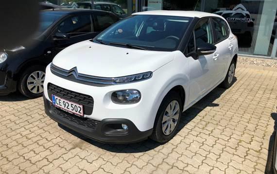 Citroën C3 PT 82 Platinum Limited 1,2