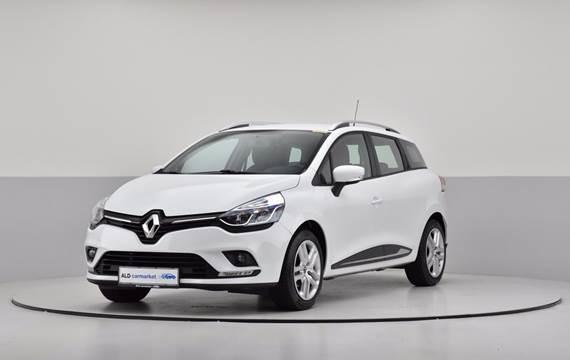 Renault Clio IV TCe 90 Zen ST 0,9