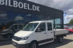 VW Crafter 35 TDi 177 Db.Cab L3 2,0