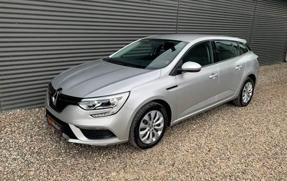 Renault Megane IV TCe 100 Life ST 1,2