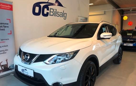 Nissan Qashqai Dig-T 115 N-Tec 1,2
